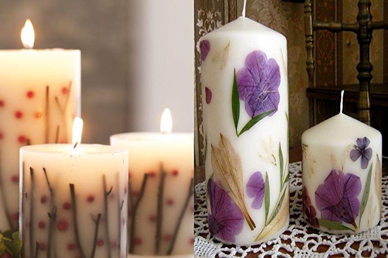 как сделать свечку с фотографией служба быстрого