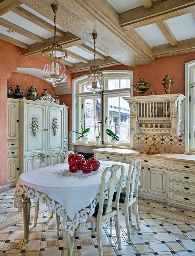 или лучшие кухни в стиле шебби шик фото все